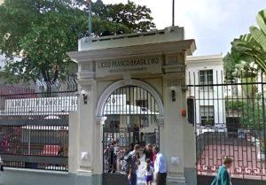 Liceu Franco-Brasileiro - Le lycée français de Rio de Janeiro