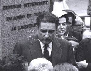 Paulo de Bettencourt dans les années 50